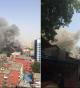 北京西直门一小区发生燃气爆燃 因燃气管被挖断